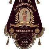Vaandel van de Rooms Katholieke Mijnwerkersbond
