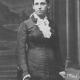 Julie Mottin (omstreeks 1880)