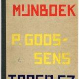 Mijnboek OVS-opleiding van de heer P. Goossens