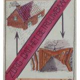 Affiche 'Heb je een dak boven je hoofd? Zorg dat het betrouwbaar is', no. 25