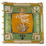 Vlag van de Rooms-Katholieke Bond, afdeling Mijnpolitie Sint Michael Nederland