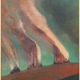 Concerns, olieverf op karton. 1931 Pierre Kemp, Bonnefantenmuseum