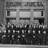 Groepsfoto voor mijn Julia rond 1930