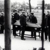 Begrafenisstoet