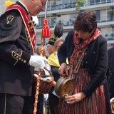 Knappenverenigingen die te zien waren tijdens de parade door Heerlen