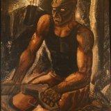 Charles Eyck, de Mijnwerker (omstreeks 1930)