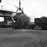Verlading van kolen