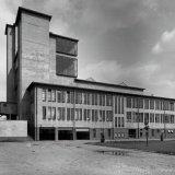 Achterzijde gebouw Staatsmijn Maurits