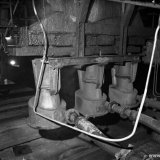 Interieur kolenwasserij