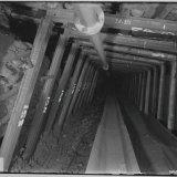 Glijgoot voor ondergronds kolentransport