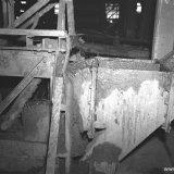 Bovengrondse opname van een deel van de kolenwasserij