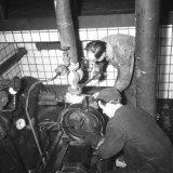 Uitbouwen stoomturbine (Sulzer)