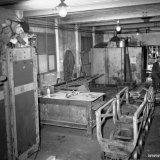 Oude werkplaats