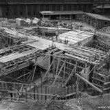 Nieuwe Hogedruk Centrale van de Staatsmijn Emma in aanbouw