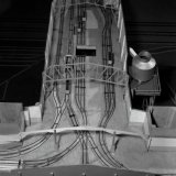 Maquette van Schacht 2 van de Staatsmijn Maurits
