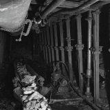 Kogelgoot, Duckbill ondergronds in de Staatsmijn Wilhelmina