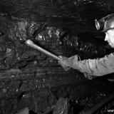 Schaafpijler ondergronds Staatsmijn Wilhelmina