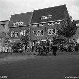 Optocht Staatsmijn Maurits 50-jarig jubileum
