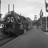 Viering 50-jarig jubileum rayon Staatsmijn Emma