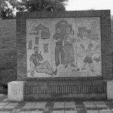 Monument aangeboden door Geleense burgerij ter gelegenheid van het 50 jarig jubileum van de Staatsmijnen