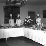 Opening van Cokesfabriek Emma in Beek: buffet