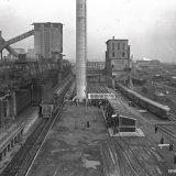 Overzicht  Cokesfabriek Emma in Beek
