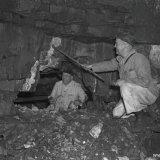 Ondergrondse verbinding tussen de Staatsmijn Wilhelmina en de Oranje Nassau Mijnen