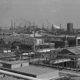 Stamylan (polyethyleen) fabriek in aanbouw Cokesfabriek Emma
