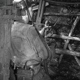 Waterinfusie in een kolenlaag ondergronds op de Staatsmijn Hendrik