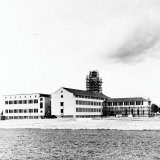 Centraal Laboratorium in aanbouw