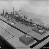 Maquette Ammoniakfabriek