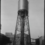 Watertoren op de Staatsmijn Hendrik