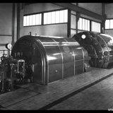 Turbogenerator Centrale Staatsmijn Maurits