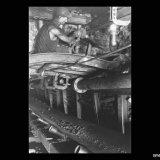 Nabbreker in steengalerij ondergronds