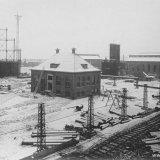 Laboratorium, Ammoniakfabriek en Benzolfabriek Cokesfabriek Emma