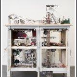 Miniatuurmijn van Harry Hendriks, overzicht over het gehele object