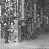 Semi-technische Hal op het Centraal Laboratorium