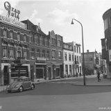 Hotel Centraal in de Stationstraat te Heerlen