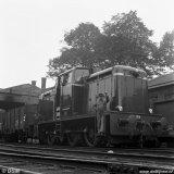 Eerste diesellocomotief