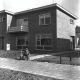 Woning van een van de eigenbouwers van de Staatsmijnen (regeling 1960), de heer Roosjen, Rembrandtlaan 25 Geleen