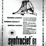 Reclamefoto voor syntraciet