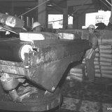 Kalksalpeter verlading op het Stikstofbindingsbedrijf
