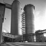 Priltorens van de Nitraatfabriek op het Stikstofbindingsbedrijf