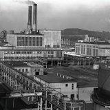 Warmtekrachtcentrale op de Cokesfabriek Emma