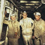 Bezoek in bandgalerij ondergronds Staatsmijn Emma