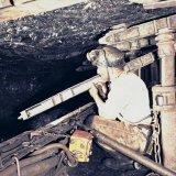 Veiligheidsfoto: goede wijze van bouwen ondergronds Staatsmijn Emma