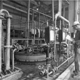 FAS-bereiding in de Nitraatfabriek op het Stikstofbindingsbedrijf