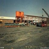 Steenfabriek Hendrik in aanbouw