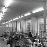 Interieur gebouw Research