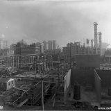 Oxanonfabriek in aanbouw